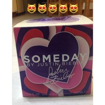 Justin Bieber Someday Gift Set uploaded by Marcela R.