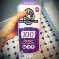 Sambazon Acai Organic Juice Blend Blueberry & Pomegranate uploaded by Ashley M.