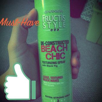Garnier Fructis Beach Chic Texturizing Spray uploaded by Michela J.