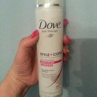 Dove STYLE+care Nourishing Amplifier Mousse uploaded by Sarah L.