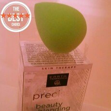 Photo of Earth Therapeutics Precisso Beauty Blending Sponge (Green) uploaded by SARAH M.