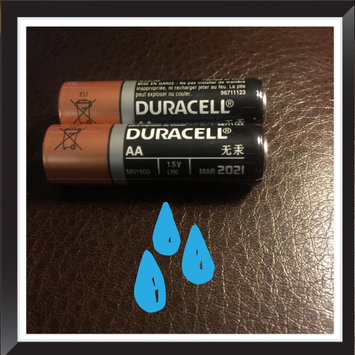 Photo of Duracell Coppertop AA Alkaline Batteries uploaded by Victoria G.
