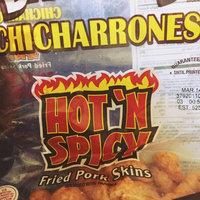 Baken-ets® Brand Hot 'N Spicy Fried Pork Skins 2.375 oz. Bag uploaded by Sara H.