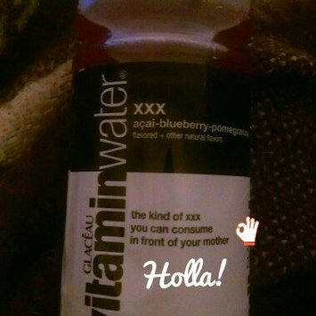 Photo of vitaminwater XXX Acai-Blueberry-Pomegranate uploaded by Meagan G.