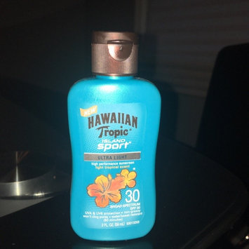 Photo of Hawaiian Tropic Lotion Sunscreen uploaded by Ashleigh B.