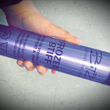 Photo of Beyond The Zone Frozen Stiff Ultimate Hold Hair Spray uploaded by Jessica I.