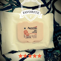 AVEENO ULTRA-CALMING® Makeup Removing Wipes uploaded by Laura B.