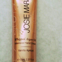 Josie Maran Whipped Argan Oil Intensive Hand Cream Vanilla Apricot uploaded by Irina W.