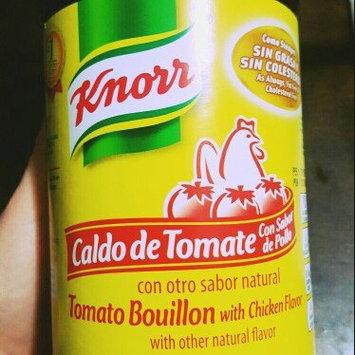 Knorr Hispanic Tomato W/Chicken Flavor Bouillon 35.3 Oz Jar uploaded by Mariela A.