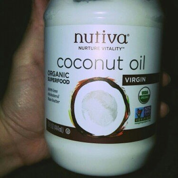 Nutiva Coconut Oil uploaded by Rosanna R.