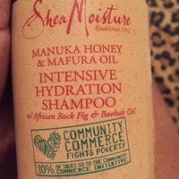 SheaMoisture Community Commerce Manuka Honey & Mafura Oil Intensive Hydration Shampoo - 13oz uploaded by Nataria G.