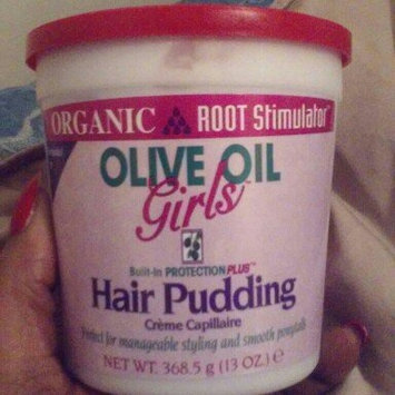 Photo of Olive Oil Girls Organic and Root Stimulation Hair Pudding uploaded by Rena M.