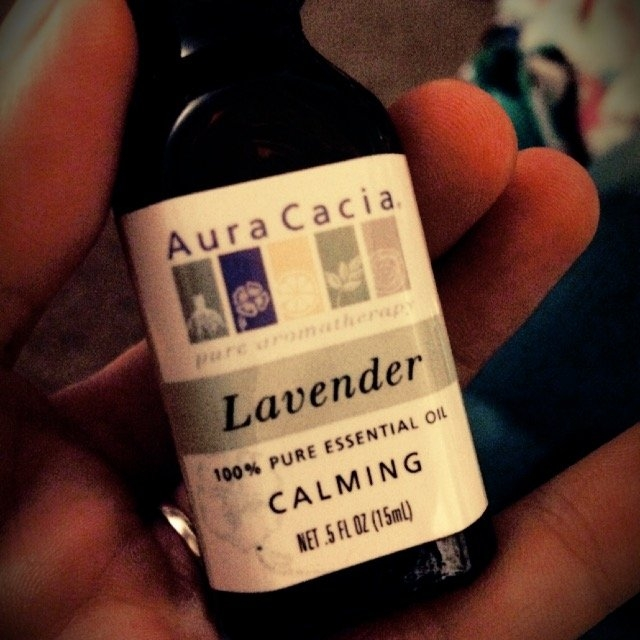 Aura Cacia Pure Essential Oil Lavender uploaded by Samantha A.