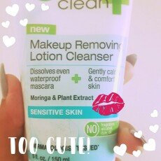 Photo of Garnier Skinactive Clean + Makeup Removing Lotion Cleanser uploaded by Kilsy S.