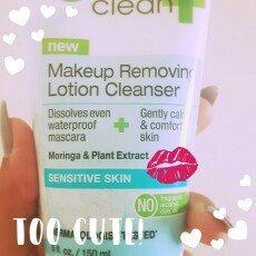 Garnier® Clean+ Sensitive Skin Makeup Removing Lotion Cleanser 5 fl. oz. Bottle uploaded by Kilsy S.