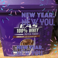 EAS® 100% Whey Chocolate Protein Powder 2 lb Tub uploaded by Jennifer M.