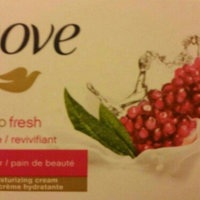 Dove go fresh Beauty Bars with Pomegranate and Lemon Verbena Scent uploaded by Roseann W.