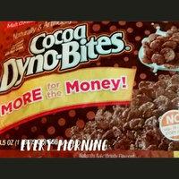 Malt-O-Meal® Cocoa Dyno-Bites® Cereal 23.5 oz. ZIP-PAK uploaded by Amanda P.