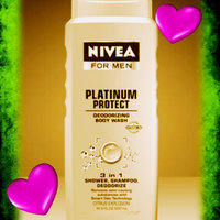NIVEA Platinum Protect Body Wash uploaded by Janelle W.