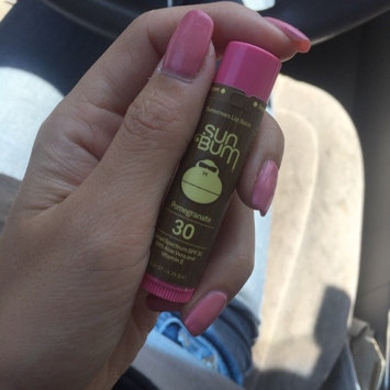 Photo of SUN BUM SPF 30 Lip Balm - Pomegranate uploaded by Steph L.