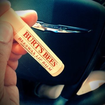 Burt's Bees 100% Natural Lip Balm image uploaded by Brittany B.