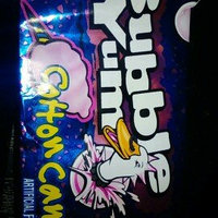 Bubble Yum Cotton Candy Flavored Gum uploaded by Jacqueline L.