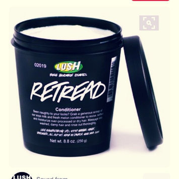 Photo of LUSH Cosmetics Retread Hair Conditioner uploaded by Dalia C.