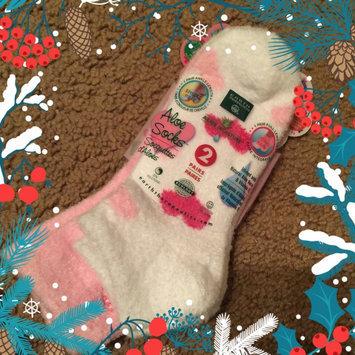 Photo of Aloe Socks (2-Pair) uploaded by Wendy C.