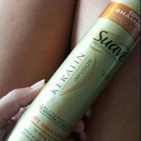 Suave Professionals® Keratin Infusion Dry Shampoo uploaded by Laura B.