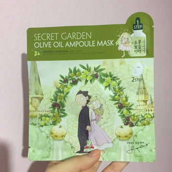 Photo of Sally's Box Secret Garden Face Mask Olive Oil Ampoule Mask uploaded by karla G.