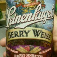 Leinenkugel's Berry Weiss Longneck 12 Oz Bier 6 Pk Glass Bottles uploaded by Beth J.