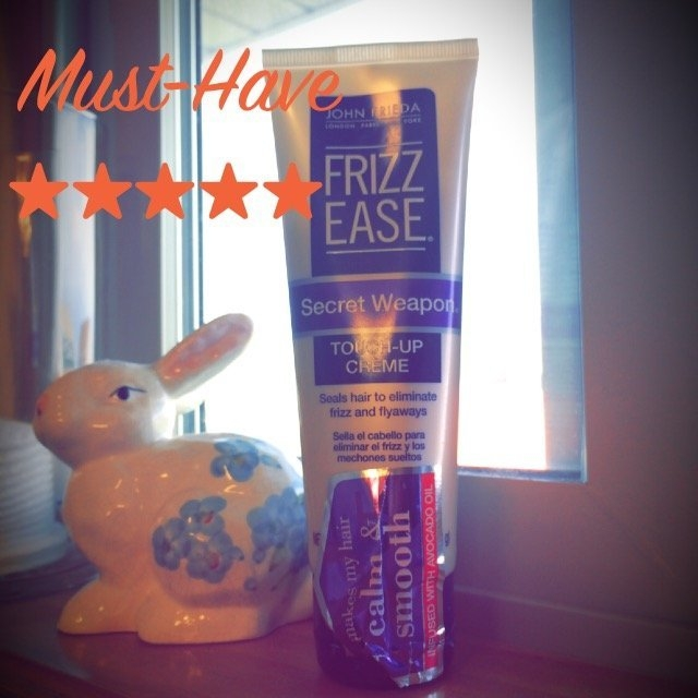 John Frieda Frizz-Ease Secret Weapon Flawless Finishing Creme uploaded by Stephani S.