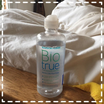 Photo of Bausch + Lomb Biotrue Multi-Purpose Solution uploaded by Rebekah E.