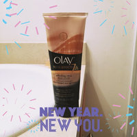 Olay Total Effects Refreshing Citrus Scrub Face Cleanser uploaded by Kathryn O.