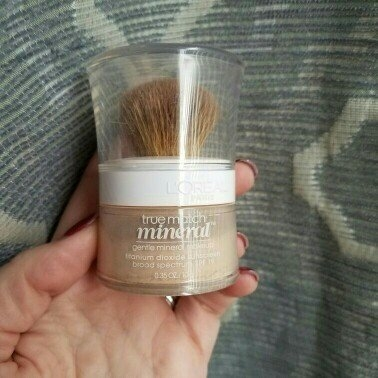 L'Oréal Paris True Match™ Mineral Foundation uploaded by Debbie K.