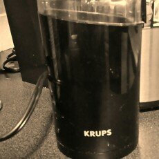 Photo of Krups 203 Fast Touch Coffee Grinder uploaded by Keri B.