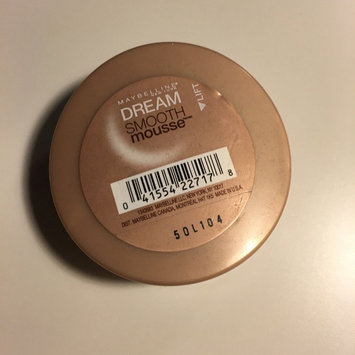 Maybelline Dream Smooth Mousse Foundation uploaded by Sandra T.