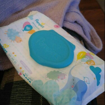 Photo of Pampers Sensitive Wipes Travel Pack, 56 ea uploaded by Kristin M.