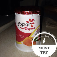 Yoplait® Original Harvest Peach Yogurt uploaded by Shara S.