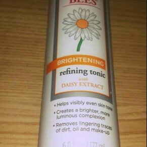 Burt's Bees Refining Tonic - Brightening - 6 oz uploaded by Starr S.