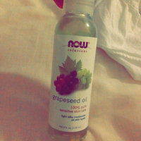 NOW Foods Solutions Grapeseed Oil - 4 fl oz uploaded by Aiyana M.