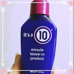 It's a 10 Miracle Leave In Conditioner uploaded by Anna C.