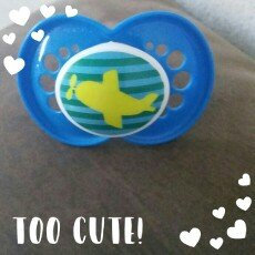 Photo of Mam Trends Silicone 2Pk Pacifier uploaded by Crissy M.