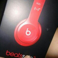 BEATS by Dr. Dre Beats by Dre Solo 2 Headphones - Red uploaded by Vitória S.