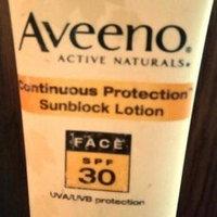 Aveeno Face SPF 30 Sunblock Lotion uploaded by Karen W.