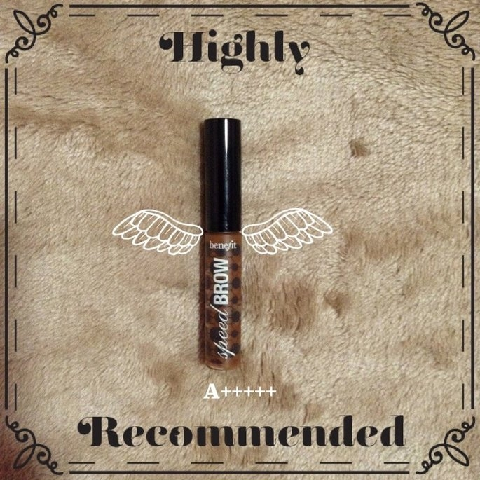 Benefit Speed Brow Tinted Eyebrow Gel uploaded by Mariana F.