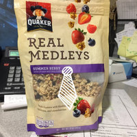 Quaker® Real Medleys Granola Summer Berry uploaded by Kaylee M.