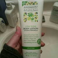 Andalou Naturals Body Lotion uploaded by Apryl V.