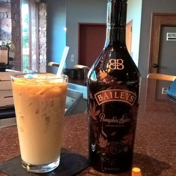 Baileys Irish Cream Pumpkin Spice Liqueur uploaded by Lauren T.