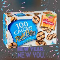 100 Calorie Right Bites Mini Fudge Stripes Cookies - 6 CT uploaded by Christina E.